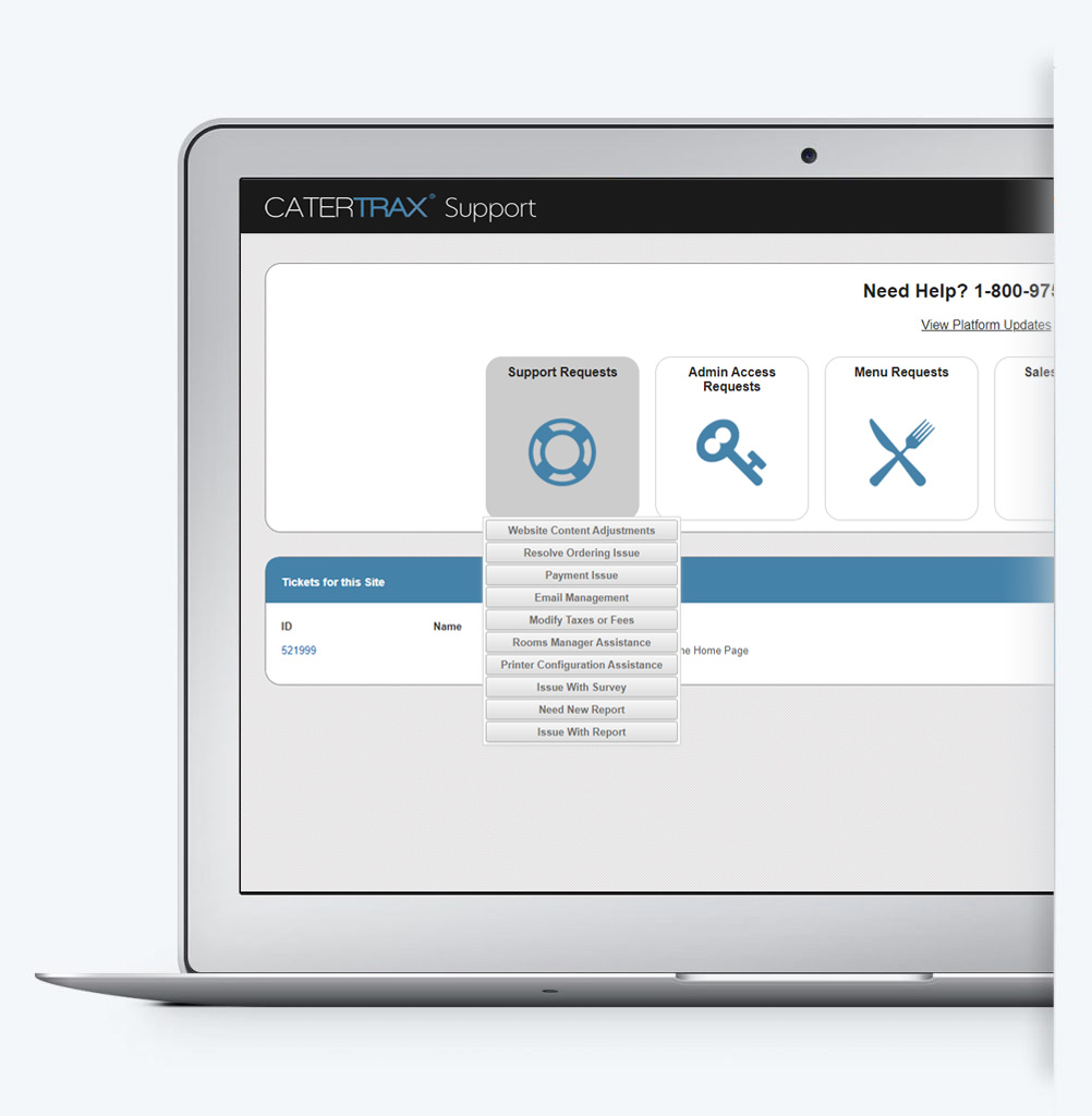 web-based software platform